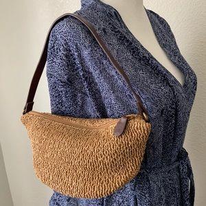 Hobo International Woven Shoulder Bag
